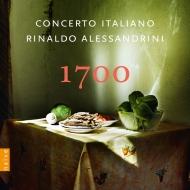 『1700〜18世紀イタリア・バロック作品集』 リナルド・アレッサンドリーニ&コンチェルト・イタリアーノ