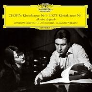 ショパン:ピアノ協奏曲第1番、リスト:ピアノ協奏曲第1番 マルタ・アルゲリッチ、クラウディオ・アバド&ロンドン交響楽団