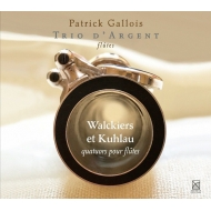 Quartet For 4 Flutes: Gallois Trio D'argent +kuhlau