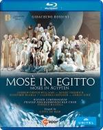『エジプトのモーゼ』全曲 デ・ビール演出、マッツォーラ&ウィーン響、ユーリッチ、フォスター=ウィリアムズ、他(2017 ステレオ)(日本語字幕付)