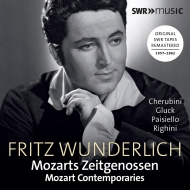 フリッツ・ヴンダーリヒ/モーツァルトの同時代〜オペラ・アリア集