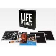 Life Is Unfair [CD Boxset] (4CD+DVD)