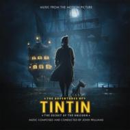 タンタンの冒険 / ユニコーン号の秘密 Adventures Of Tintin / The Secret Of The Unicorn サウンドトラック (2枚組/180グラム重量盤レコード/Music On Vinyl)