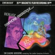 幻想交響曲:ユージン・グーセンス指揮&ロンドン交響楽団 (高音質盤/45回転/2枚組/200グラム重量盤レコード/Everest/Classic Records)