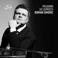 24のカプリース ロマン・シモヴィチ(2CD)