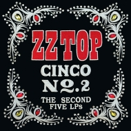 Cinco No.2: Second Five LP' s (BOX仕様/5枚組/180グラム重量盤レコード)