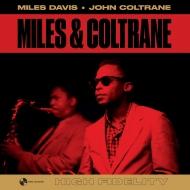 Miles & Coltrane (180グラム重量盤レコード/Pan Am)