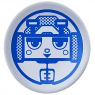 〔波佐見焼き〕オトッペレコード豆皿 メタルク/オトッペ