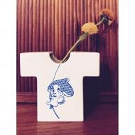 〔波佐見焼き〕T-VASE(花瓶)/オトッペ