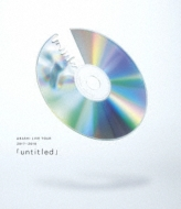 ARASHI LIVE TOUR 2017-2018 「untitled」  [Standard Edition] (Blu-ray)