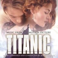 タイタニック Titanic サウンドトラック (180グラム重量盤レコード/Music On Vinyl)