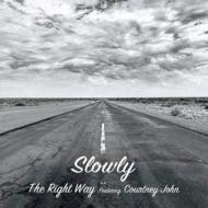 The Right Way featuring Courtney John (7インチシングルレコード)