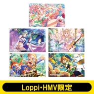 スクエアバッジセット(Pastel*Palettes)/ バンドリ!ガールズバンドパーティ!【Loppi・HMV限定】