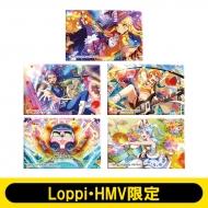 スクエアバッジセット(ハロー、ハッピーワールド!)/ バンドリ!ガールズバンドパーティ!【Loppi・HMV限定】