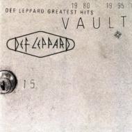Vault: Def Leppard Greatest Hits (1980-1995)(2枚組アナログ/180グラム重量盤レコード)