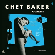 Chet Baker Quartet (180グラム重量盤レコード/waxtime500)
