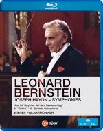 交響曲第94番『驚愕』、第92番『オックスフォード』、第88番『V字』、協奏交響曲 レナード・バーンスタイン&ウィーン・フィル