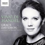 カンタータ『風よ静まれ』、グローリア、サルヴェ・レジナ、他 グレース・デイヴィッドソン、エンシェント室内管弦楽団