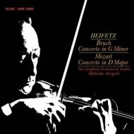 ヴァイオリン協奏曲第1番、他:ハイフェッツ(ヴァイオリン)、サージェント指揮&ロンドン新交響楽団 (高音質盤/200グラム重量盤レコード/Analogue Productions/*CL)