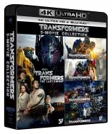トランスフォーマー 5 ムービー・コレクション [4K ULTRA HD +Blu-rayセット]