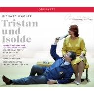 Tristan und Isolde : Peter Schneider / Bayreuther Festspiele, Robert Dean Smith, Irene Theorin, etc (2009 Stereo)(4CD)