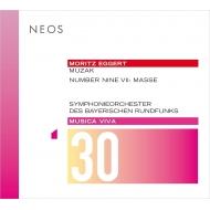 『ミューザック』『ナンバー9/マッセ(群衆)』 ペーター・ルンデル&バイエルン放送交響楽団