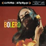 ボレロ、ラ・ヴァルス、スペイン狂詩曲、他:シャルル・ミュンシュ指揮&ボストン交響楽団 (高音質盤/200グラム重量盤レコード/Analogue Productions/*CL)