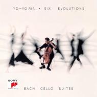無伴奏チェロ組曲全曲〜シックス・エヴォリューションズ〜 ヨーヨー・マ(2017)(2CD)