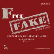 F For Fake-copyleft In 18th Century Flute Sonatas: Gli Speziali Trio