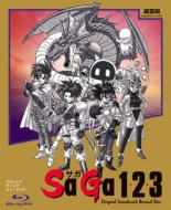 SaGa 1,2,3 Original Soundtrack Revival Disc 【映像付サントラ/Blu-ray Disc Music】