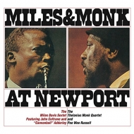Miles & Monk At Newport (180グラム重量盤レコード)