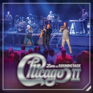 Chicago II: Live On Soundstage (CD+DVD)