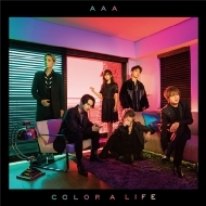 COLOR A LIFE 【初回生産限定盤】(CD+DVD+GOODS)