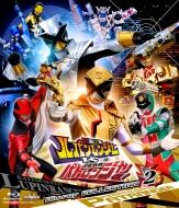 Kaitou Sentai Lupinranger Vs Keisatsu Sentai Patranger Blu-Ray Collection 2