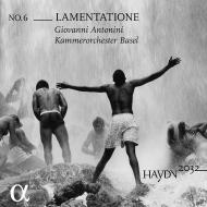 交響曲第26番『ラメンタツィオーネ』、第30番『アレルヤ』、第79番、第3番 ジョヴァンニ・アントニーニ&バーゼル室内管弦楽団