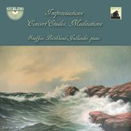 Improvisations, Concert Etudes, Meditations: Ljunggren / Nikolai Chamber Cho