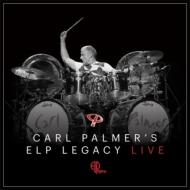 Carl Palmer's ELP Legacy: LIVE (+DVD)
