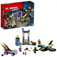 LEGO 10753 ジュニア ジョーカーのバットケイブ攻撃