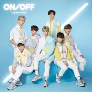 ON/OFF -Japanese Ver.-【通常盤】 (CD)