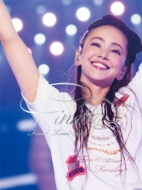 namie amuro Final Tour 2018 〜Finally〜(東京ドーム最終公演+25周年沖縄ライブ+5月東京ドーム公演)【DVD5枚組】《初回限定盤》