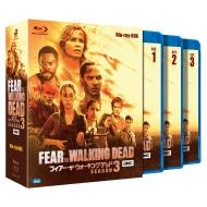 フィアー・ザ・ウォーキング・デッド3 Blu-ray-BOX