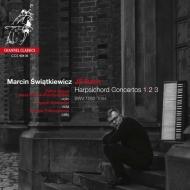 チェンバロ協奏曲第1番、第2番、第3番 マルツィン・シヴィオントキエヴィチ、ゼフィラ・ヴァロヴァ、アンナ・ノヴァク=ポクシヴィンスカ、他