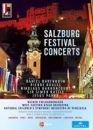『ザルツブルク音楽祭コンサート・ボックス 2008-2013』 ラトル、バレンボイム、ブーレーズ、アーノンクール、ウィーン・フィル、他(6DVD)