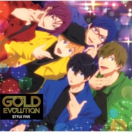 GOLD EVOLUTION <TVアニメ『Free!-Dive to the Future-』ED主題歌>