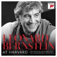 レナード・バーンスタイン アット・ハーバード〜1973年ハーバード大学での「ノートン講義」の音声記録(13CD)
