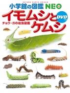 イモムシとケムシDVDつき チョウ・ガの幼虫図鑑 小学館の図鑑NEO