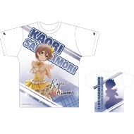 両面フルグラフィックTシャツ Mサイズ 桜守歌織 アイドルマスター ミリオンライブ