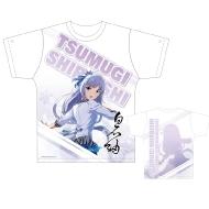 両面フルグラフィックTシャツ Mサイズ 白石紬 アイドルマスター ミリオンライブ
