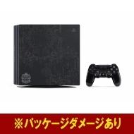 PlayStation4 Pro KINGDOM HEARTS III LIMITED EDITION【パッケージダメージあり】