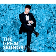 THE GREAT SEUNGRI  [First Press Limited Edition](3CD+DVD)